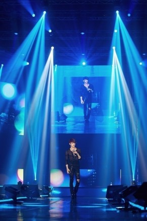 "JYJ Jaejoong start the Asia tour in Thailand! ""5000 fans enthusiastic"""