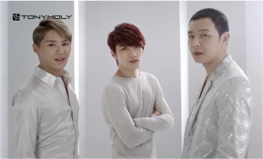 VIDEO: Tony Moly Luminus Pure Aura CC Cream CF (60s ver) feat. JYJ