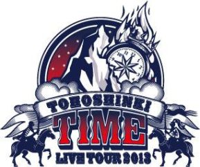 "INFO: Tohoshinki adds new dates for ""TIME"" tour + official TIME tour logo!"