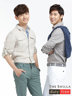[PHOTOS] TVXQ:Shilla Duty Free