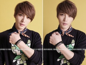 [PHOTO] Jaejoong Endorsing THIERS