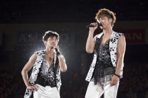 [TRANS] TVXQ'S Every Move Is In The Centre Spotlight In Japan: The Power of a 850,000 Strong Tour