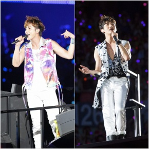[TRANS] TVXQ's Historical 'Five Dome Tour' in Japan Will be Released as a DVD